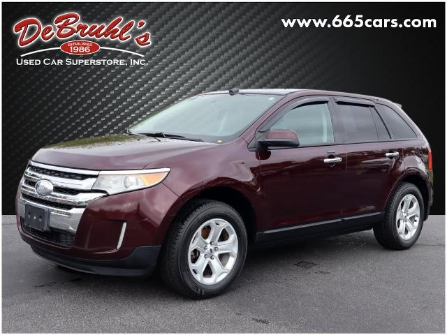 Picture of a used 2011 Ford Edge SEL