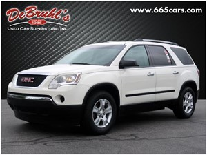 Picture of a 2011 GMC Acadia SL
