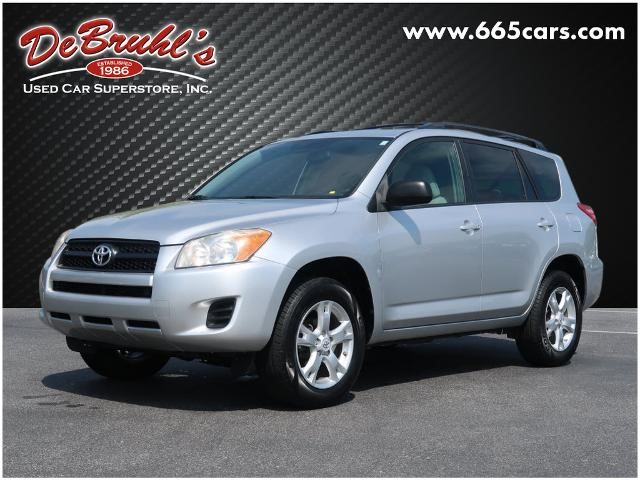 Picture of a used 2011 Toyota RAV4 Base