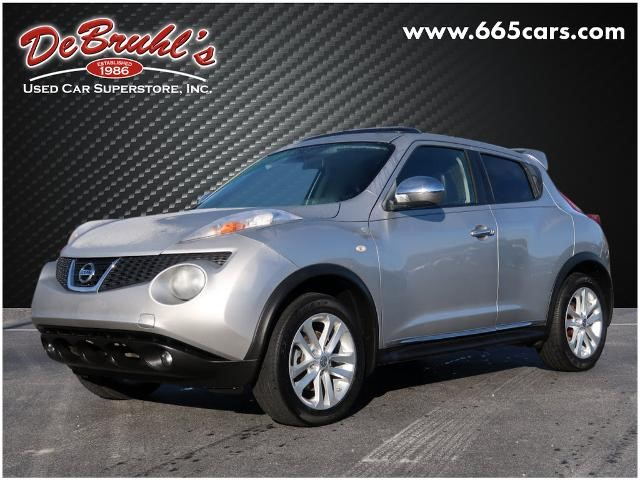 Picture of a used 2011 Nissan JUKE SL