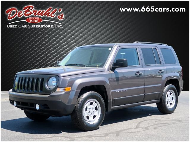 Picture of a used 2014 Jeep Patriot Sport