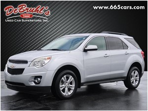 Picture of a 2012 Chevrolet Equinox LT