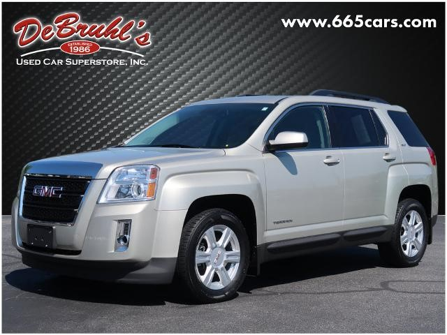 Picture of a used 2014 GMC Terrain SLT-1