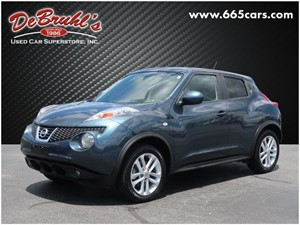 Picture of a 2012 Nissan JUKE SL