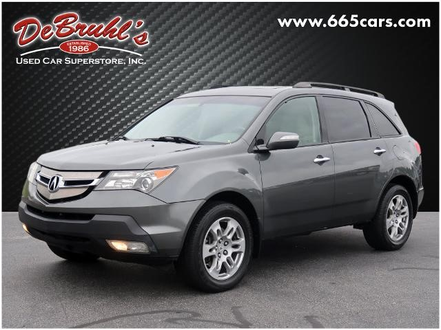 Picture of a used 2007 Acura MDX SH-AWD