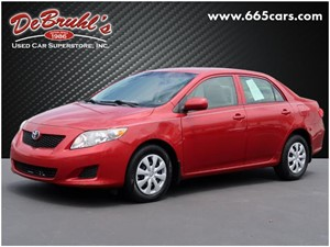Picture of a 2009 Toyota Corolla LE