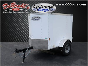 Picture of a 2021 Continental Cargo CC46SA Cargo Trailer (New)