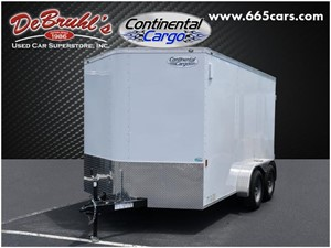 Picture of a 2021 Continental Cargo CC712TA2 Cargo Trailer (New)