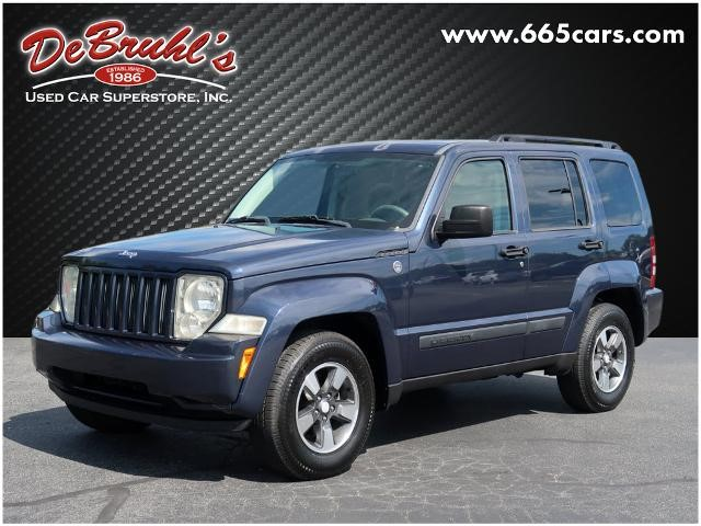 Picture of a used 2008 Jeep Liberty Sport
