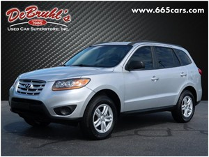 Picture of a 2011 Hyundai Santa Fe GLS