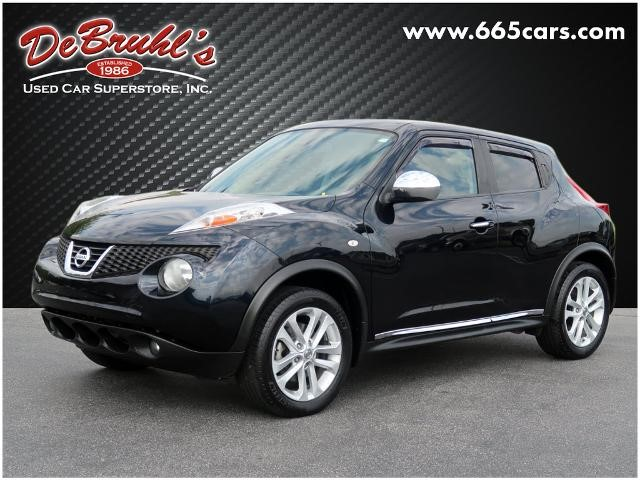 Picture of a used 2011 Nissan JUKE SV