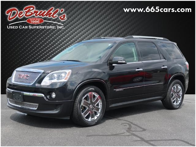 Picture of a used 2012 GMC Acadia Denali