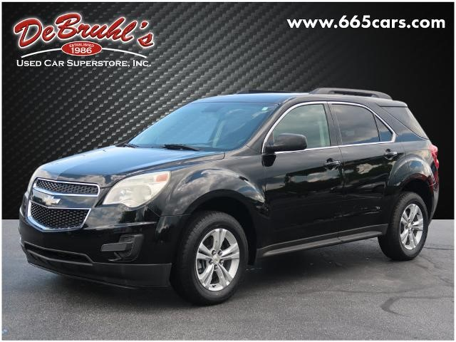 Picture of a used 2012 Chevrolet Equinox LT