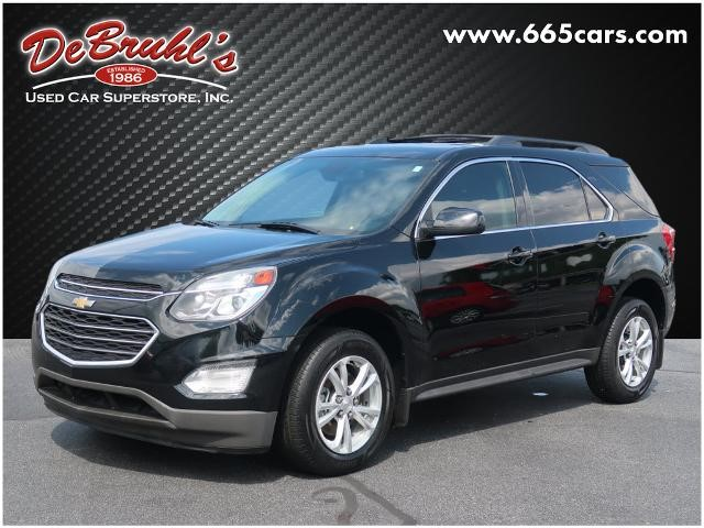 Picture of a used 2017 Chevrolet Equinox LT