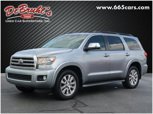 Picture of a used 2013 Toyota Sequoia Limited