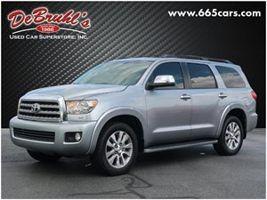 Picture of a 2013 Toyota Sequoia Limited