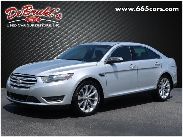 Picture of a used 2013 Ford Taurus Limited