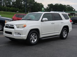 Picture of a 2010 Toyota 4Runner SR5