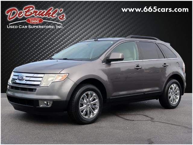 Picture of a used 2010 Ford Edge Limited