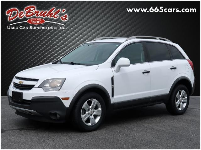 Picture of a used 2015 Chevrolet Captiva Sport LS