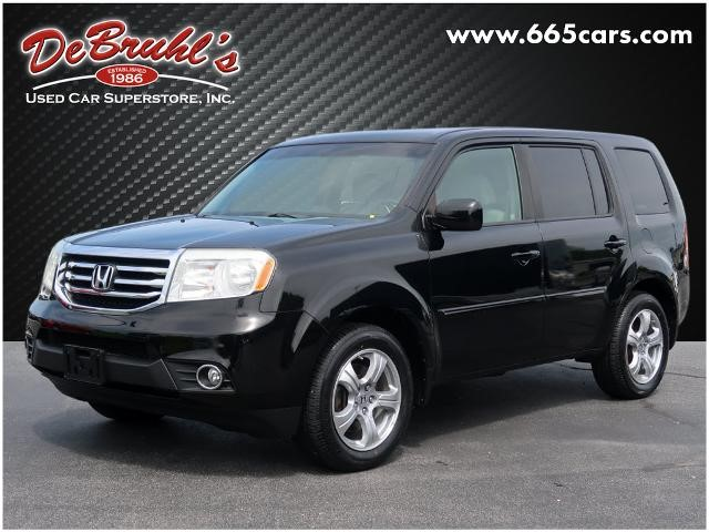 Picture of a used 2012 Honda Pilot EX