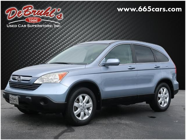 Picture of a used 2008 Honda CR-V EX-L