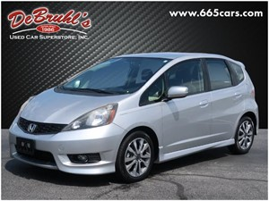Picture of a 2012 Honda Fit Sport