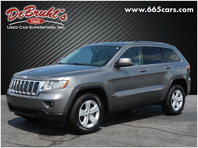 Picture of a used 2013 Jeep Grand Cherokee Laredo