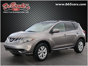 Picture of a 2012 Nissan Murano LE