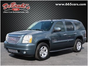 Picture of a 2007 GMC Yukon Denali
