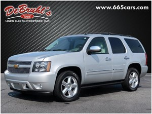 Picture of a 2011 Chevrolet Tahoe LTZ