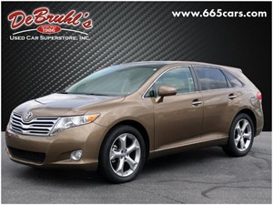 Picture of a 2009 Toyota Venza FWD V6