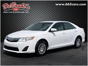 Picture of a 2014 Toyota Camry LE