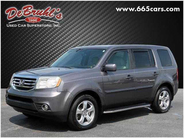 Picture of a used 2014 Honda Pilot EX-L