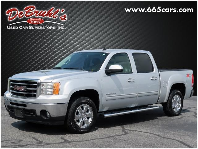 Picture of a used 2013 GMC Sierra 1500 SLT
