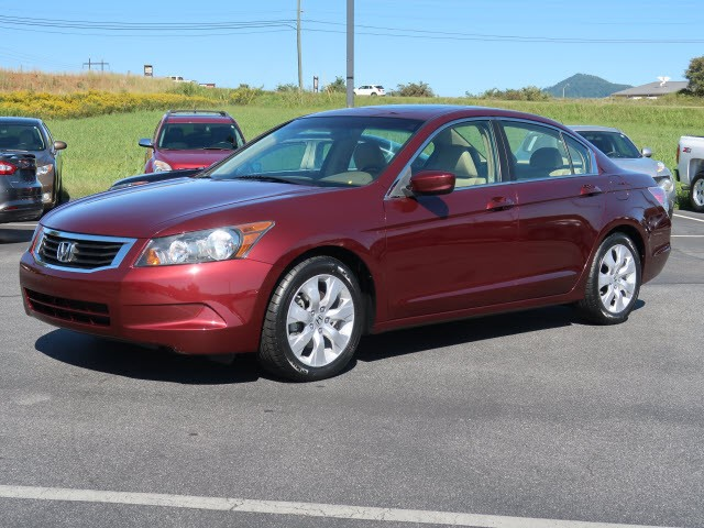 Picture of a used 2009 Honda Accord EX-L w/Navi