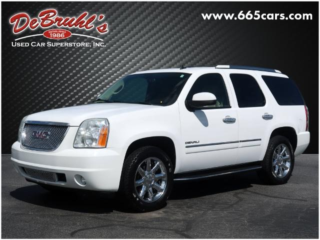 Picture of a used 2010 GMC Yukon Denali