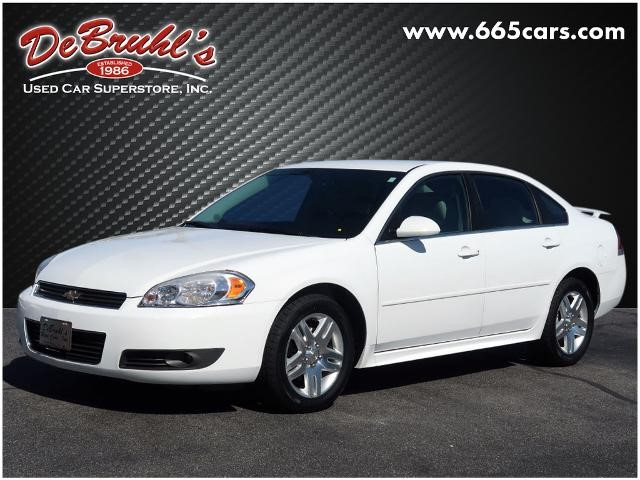Picture of a used 2011 Chevrolet Impala LT