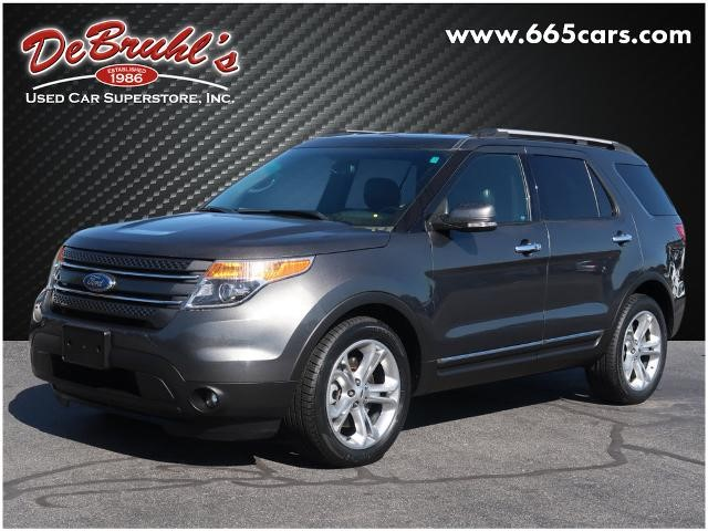 Picture of a used 2015 Ford Explorer Limited