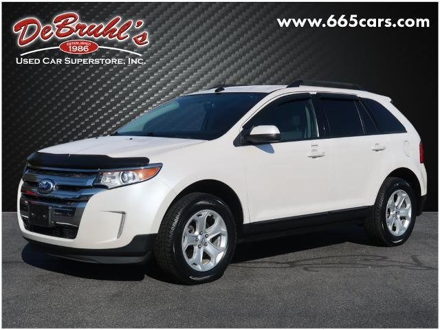 Picture of a used 2013 Ford Edge SEL