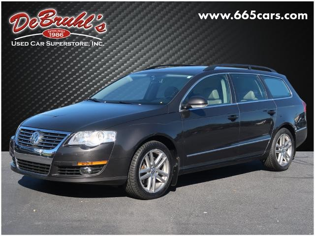 Picture of a used 2008 Volkswagen Passat Lux
