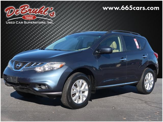 Picture of a used 2013 Nissan Murano SL