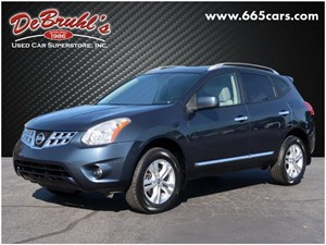 Picture of a 2013 Nissan Rogue SV