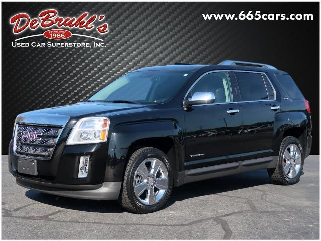 Picture of a used 2015 GMC Terrain SLT-2