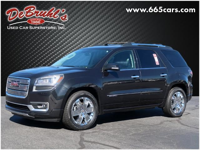 Picture of a used 2013 GMC Acadia Denali