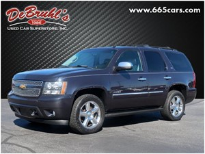 Picture of a 2013 Chevrolet Tahoe LTZ