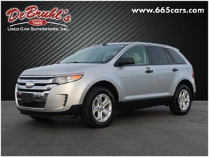 Picture of a 2014 Ford Edge SE