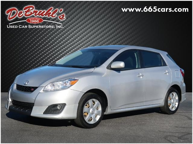 Picture of a used 2009 Toyota Matrix S