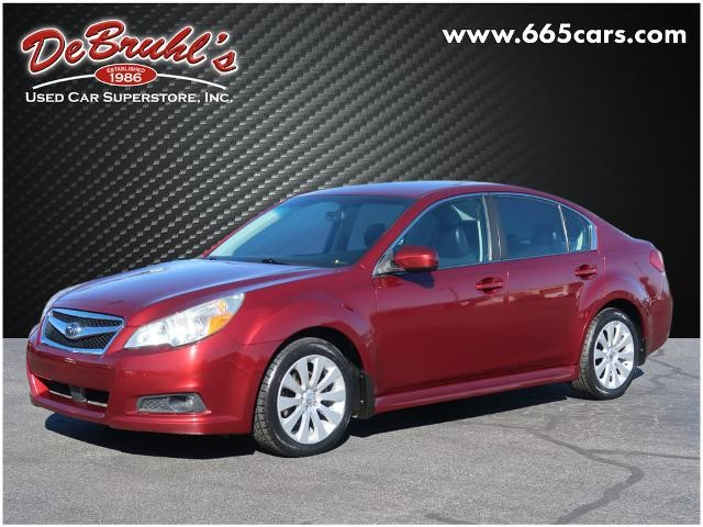 Picture of a used 2011 Subaru Legacy 2.5i Limited