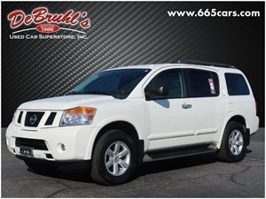 Picture of a 2015 Nissan Armada